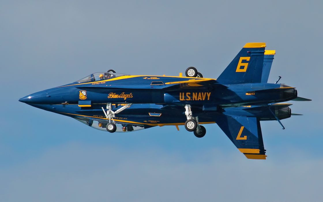 Blue Angels  aircraft  aviation military jet jets fighter wallpaper