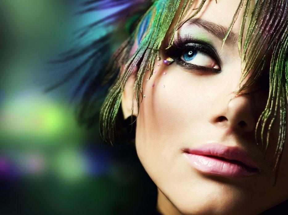 Face Makeup wallpaper