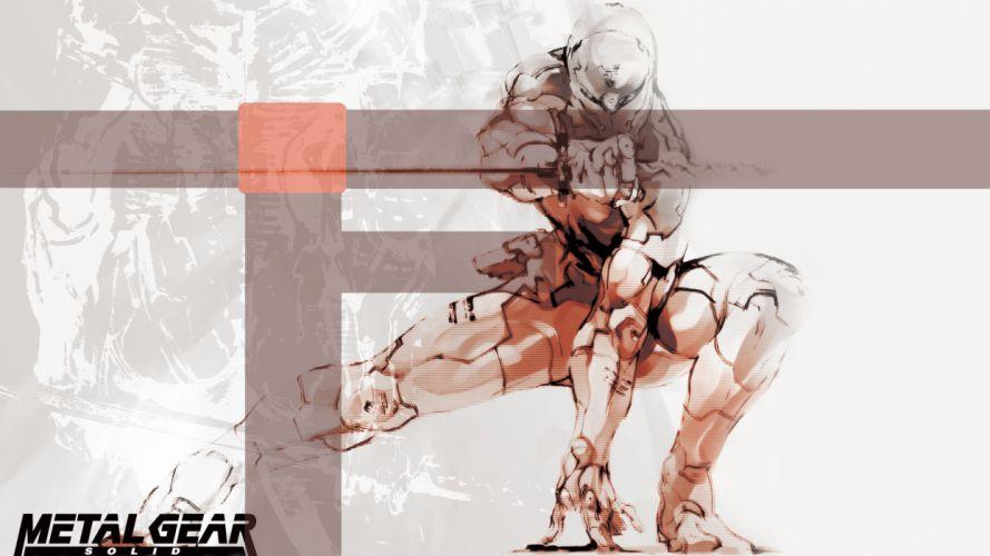 Metal Gear Solid r wallpaper