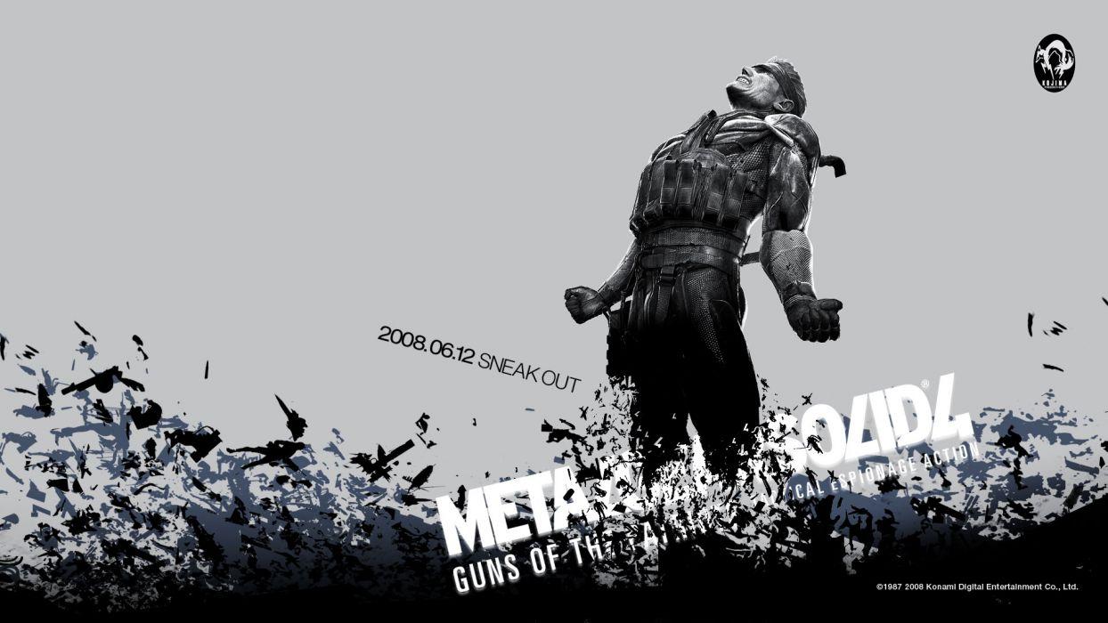 Metal Gear Solid      g wallpaper