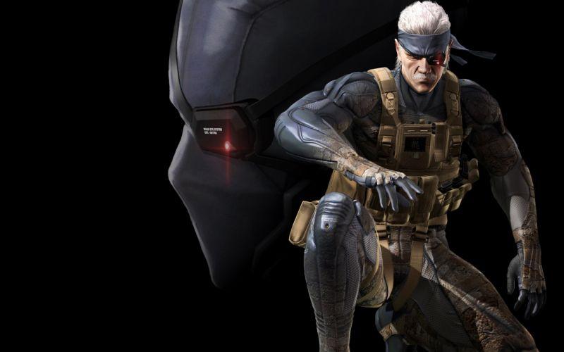 Metal Gear Solid gs wallpaper