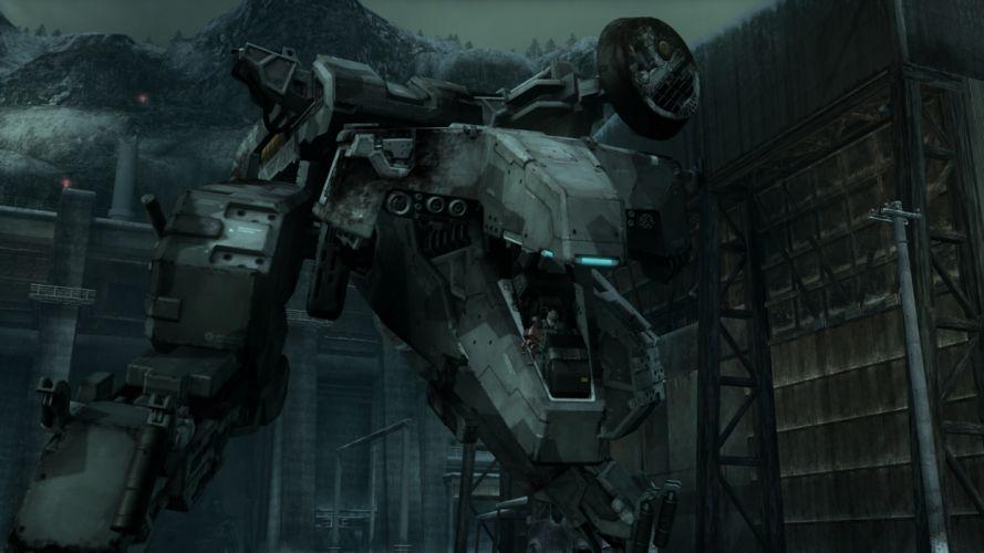 Metal Gear Solid gh wallpaper