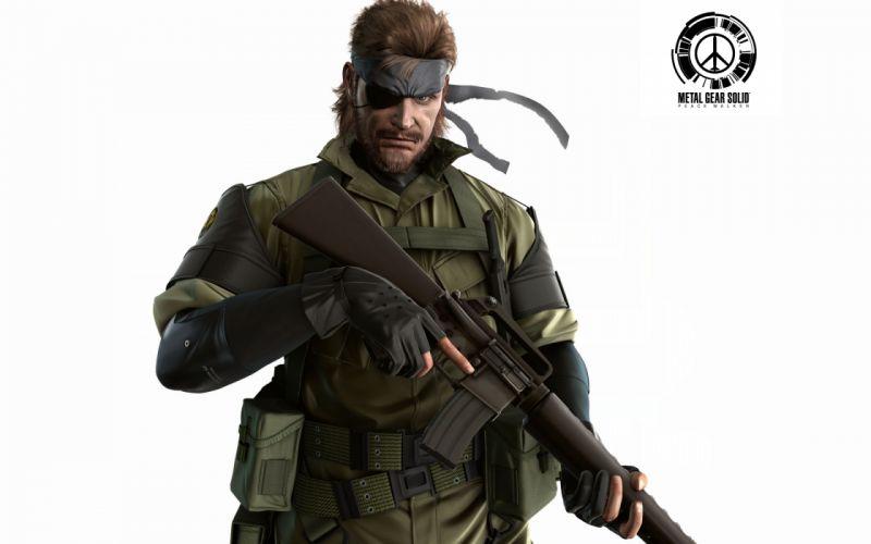 Metal Gear Solid gj wallpaper