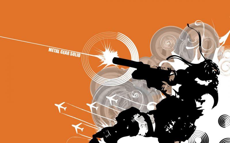 Metal Gear Solid e wallpaper