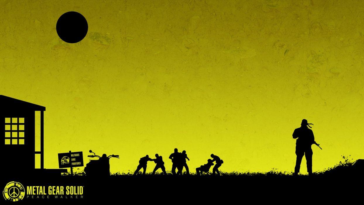 Metal Gear Solid  jd wallpaper