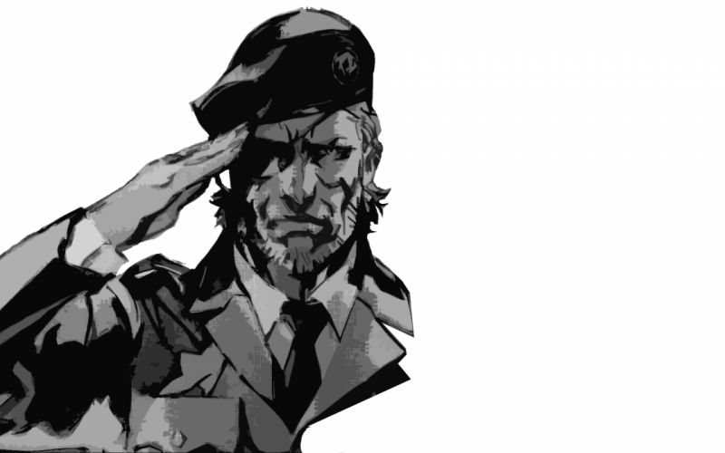 Metal Gear Solid f wallpaper