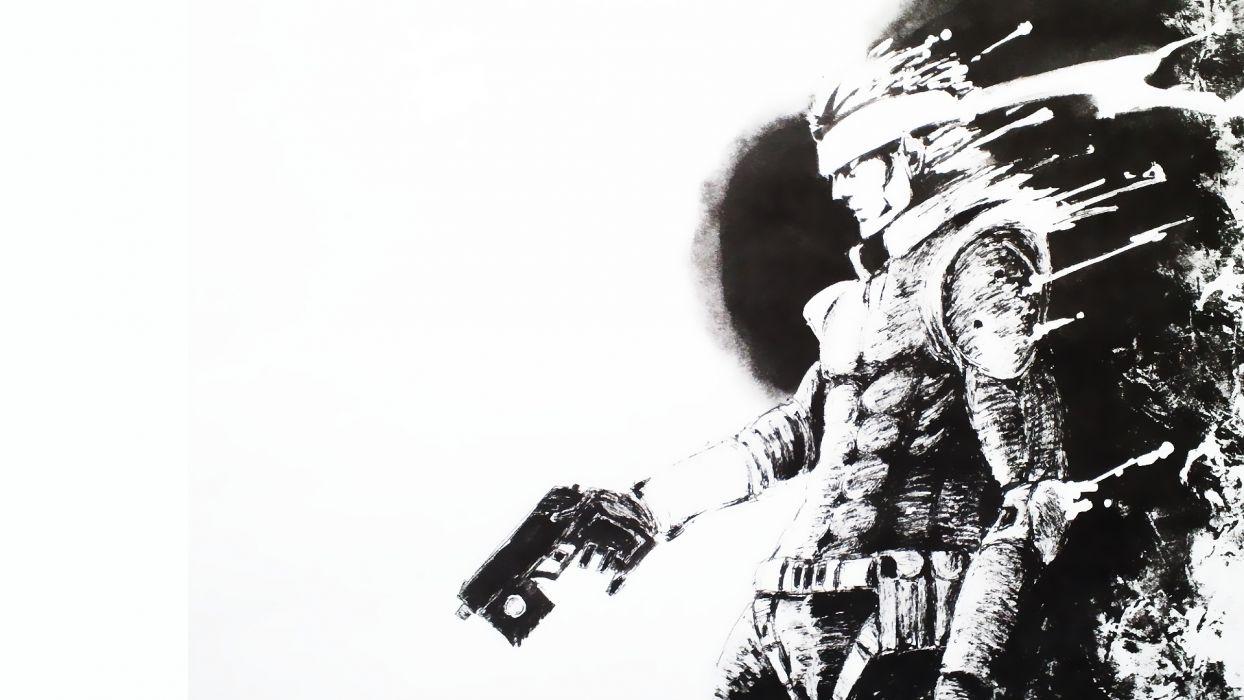 Metal Gear Solid H Wallpaper 1920x1080 112855 Wallpaperup