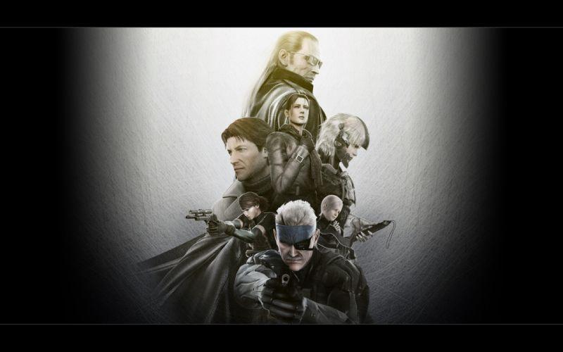 Metal Gear Solid q wallpaper