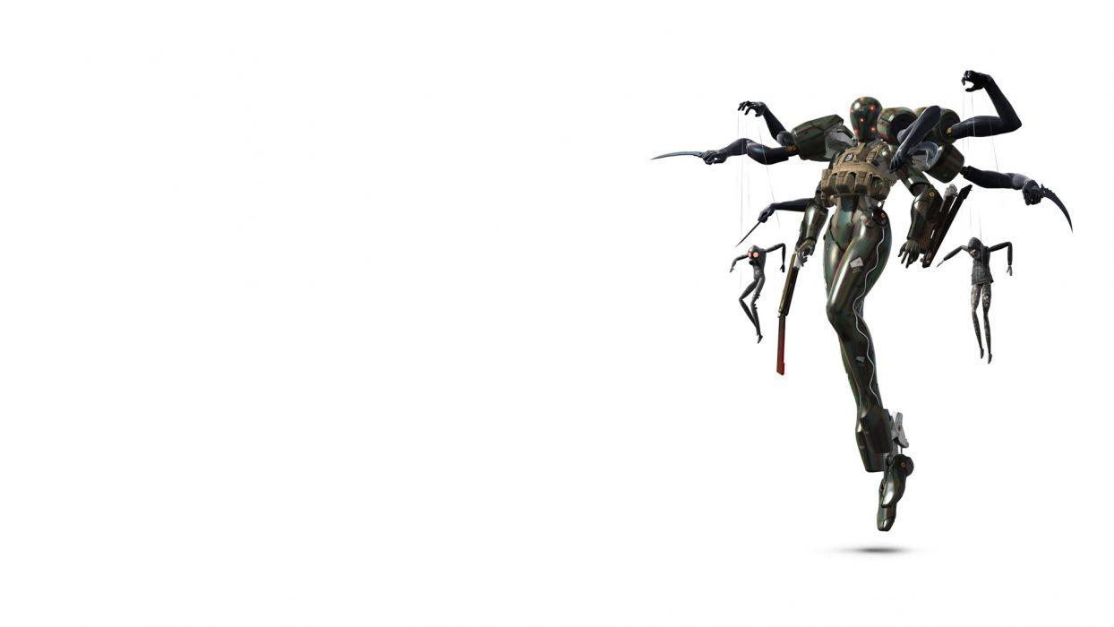 Metal Gear Solid jm wallpaper