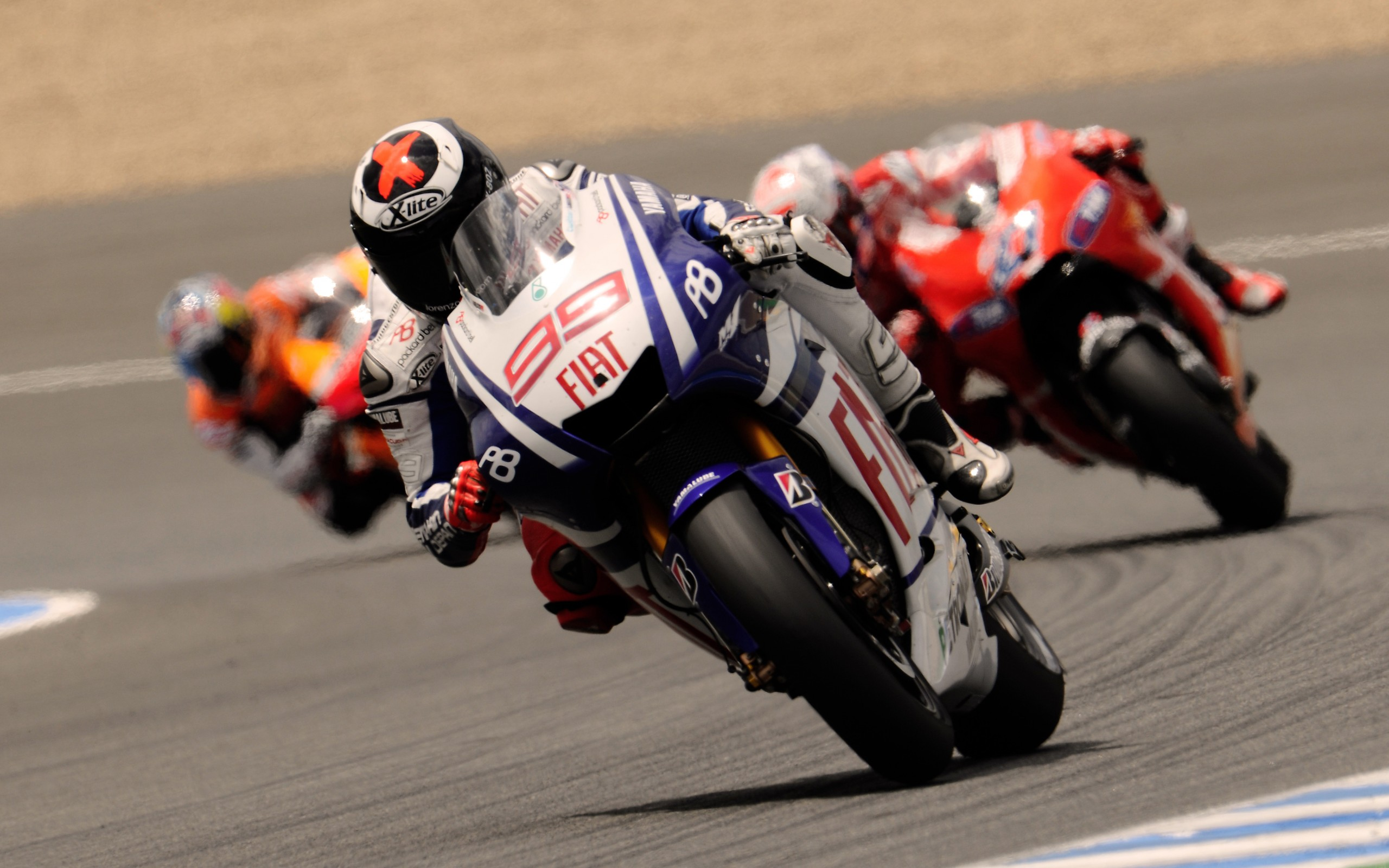 3 Motorcycle Racing HD Wallpapers | Backgrounds - Wallpaper Abyss
