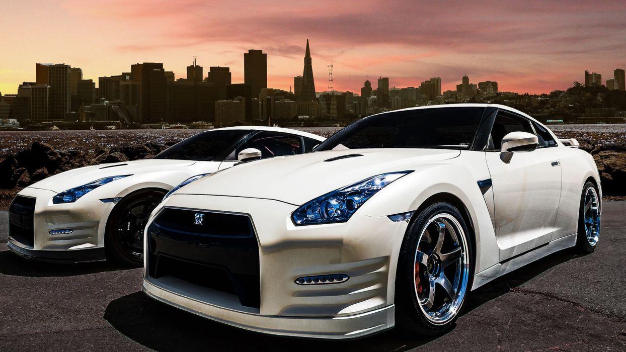 Nissan Skyline tuning supercar supercars wallpaper