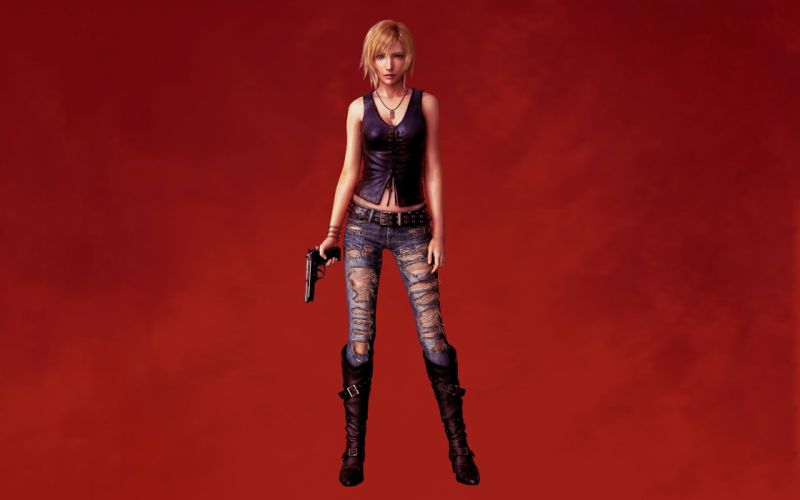 Parasite Eve 3rd Birthday protagonist Aya Brea wallpaper
