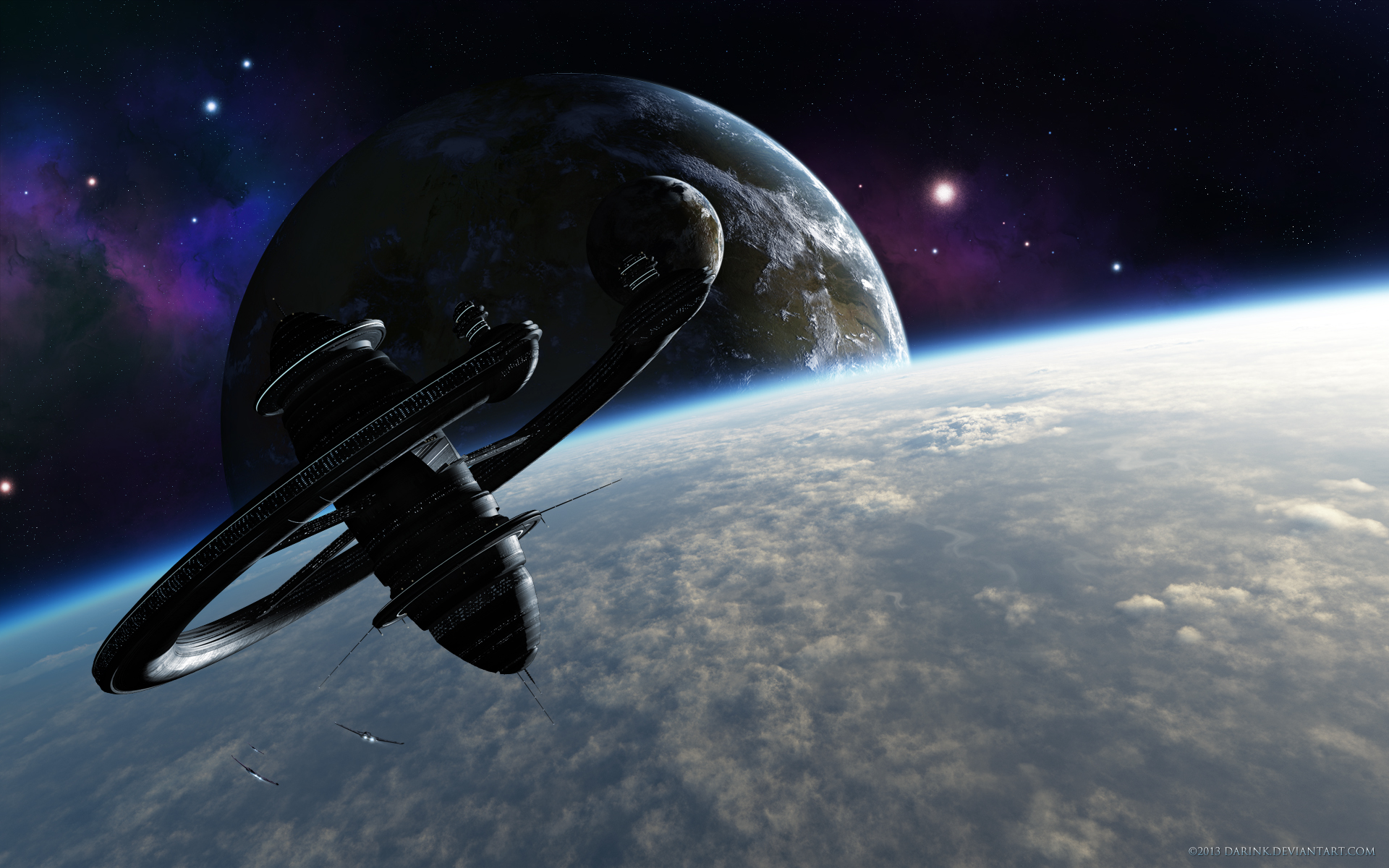 star space station freedom wallpaper - photo #19