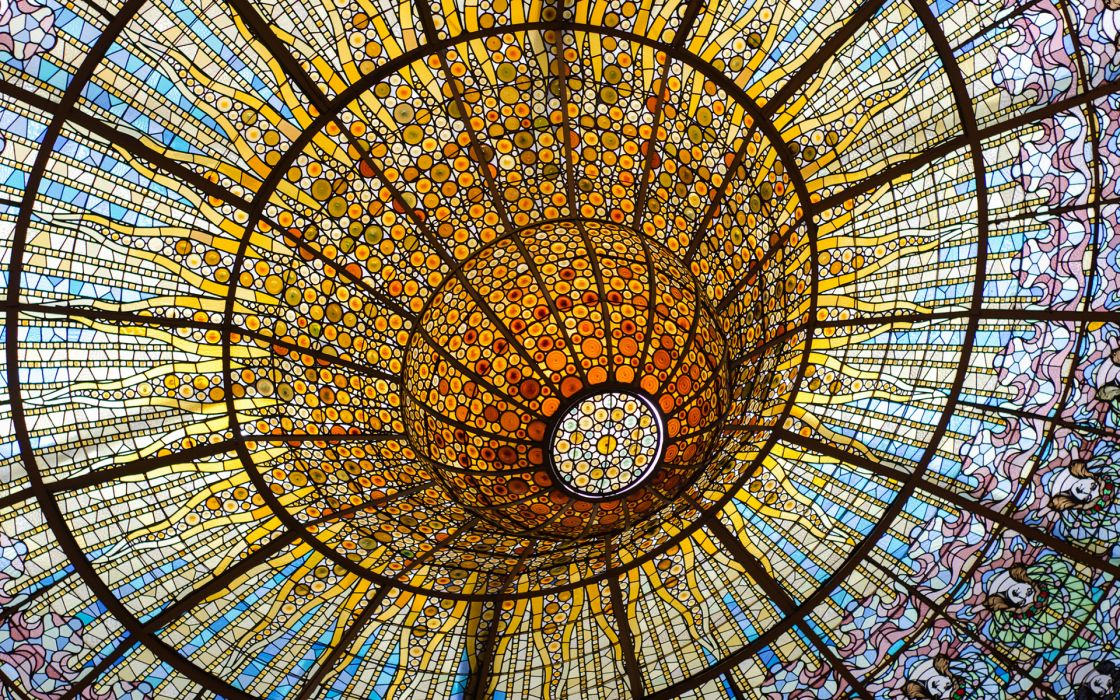 Stained Glass Glass wallpaper