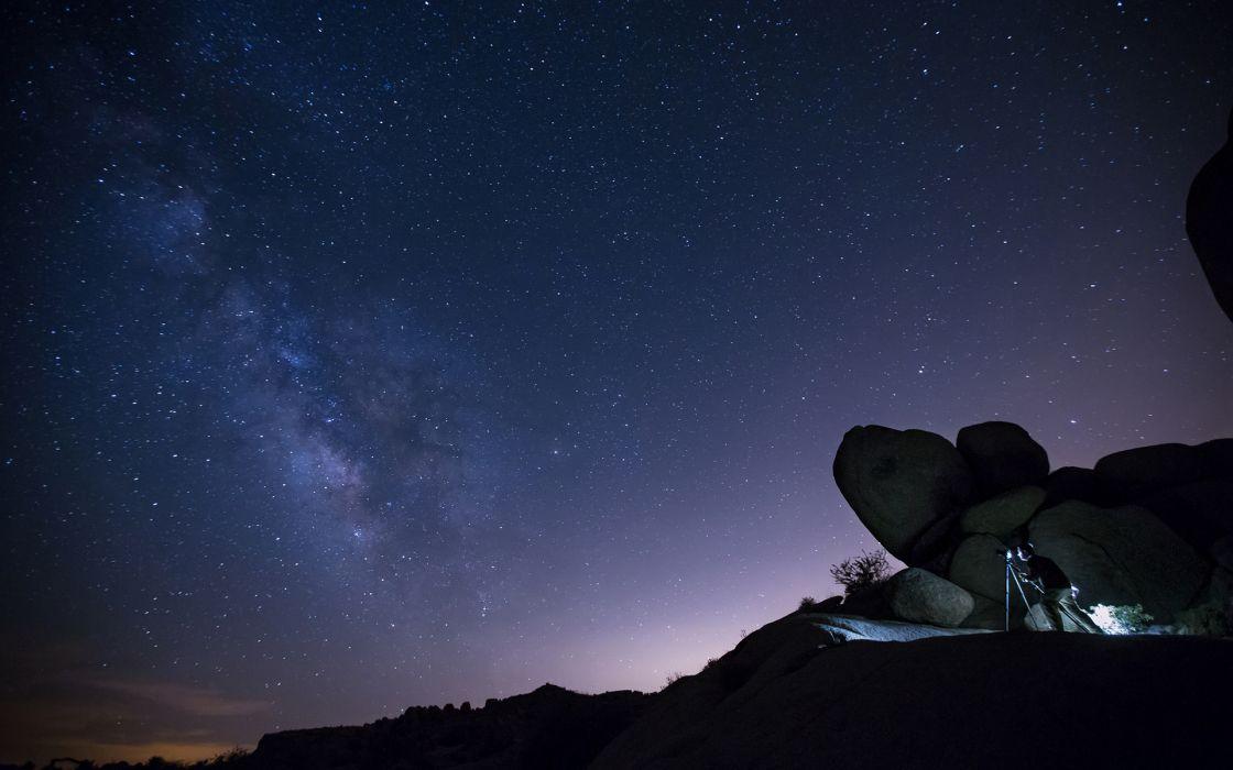 Stars Galaxy wallpaper