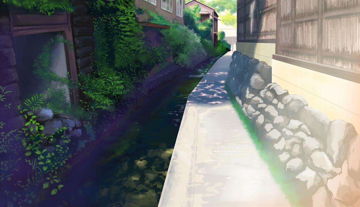 building original scenic water wallpaper