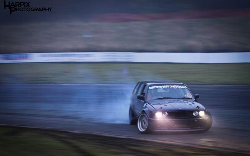 drift car bmw wallpaper