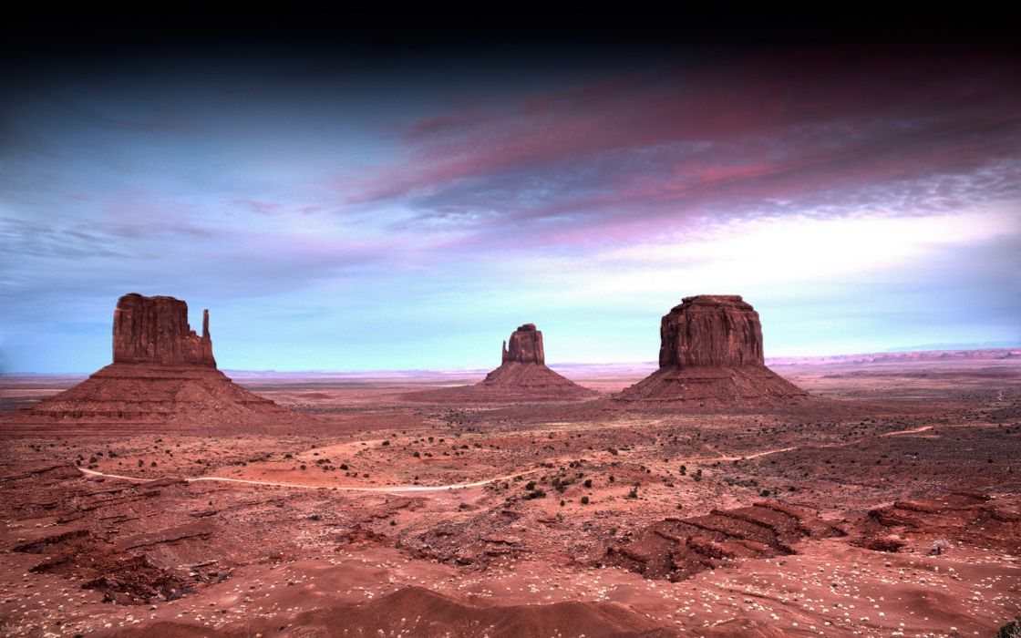landscapes desert arizona monument valley rock formations wallpaper