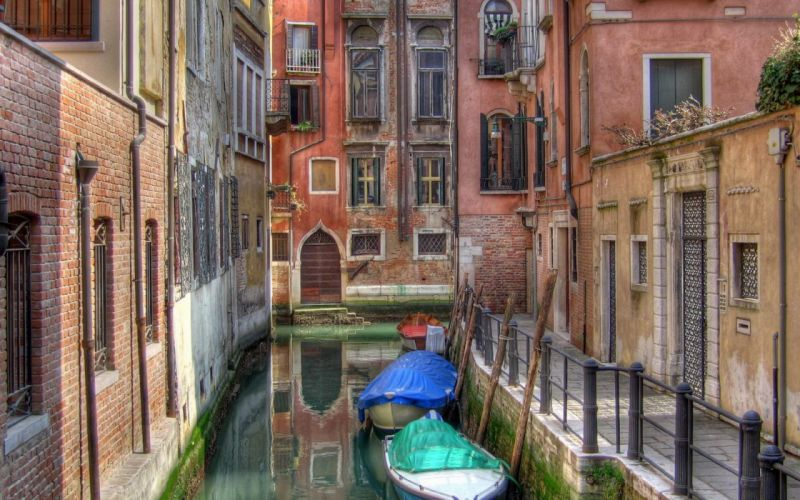 landscapes italy wallpaper
