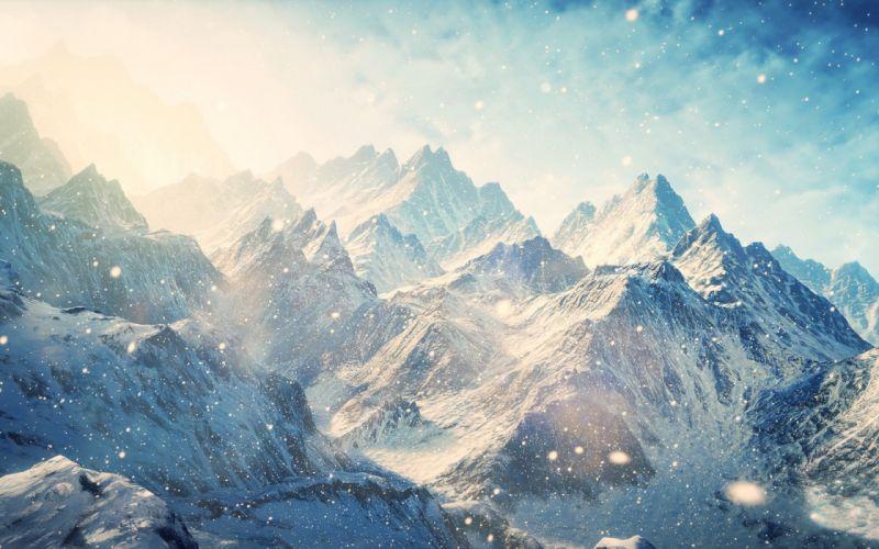 mountains wallpaper