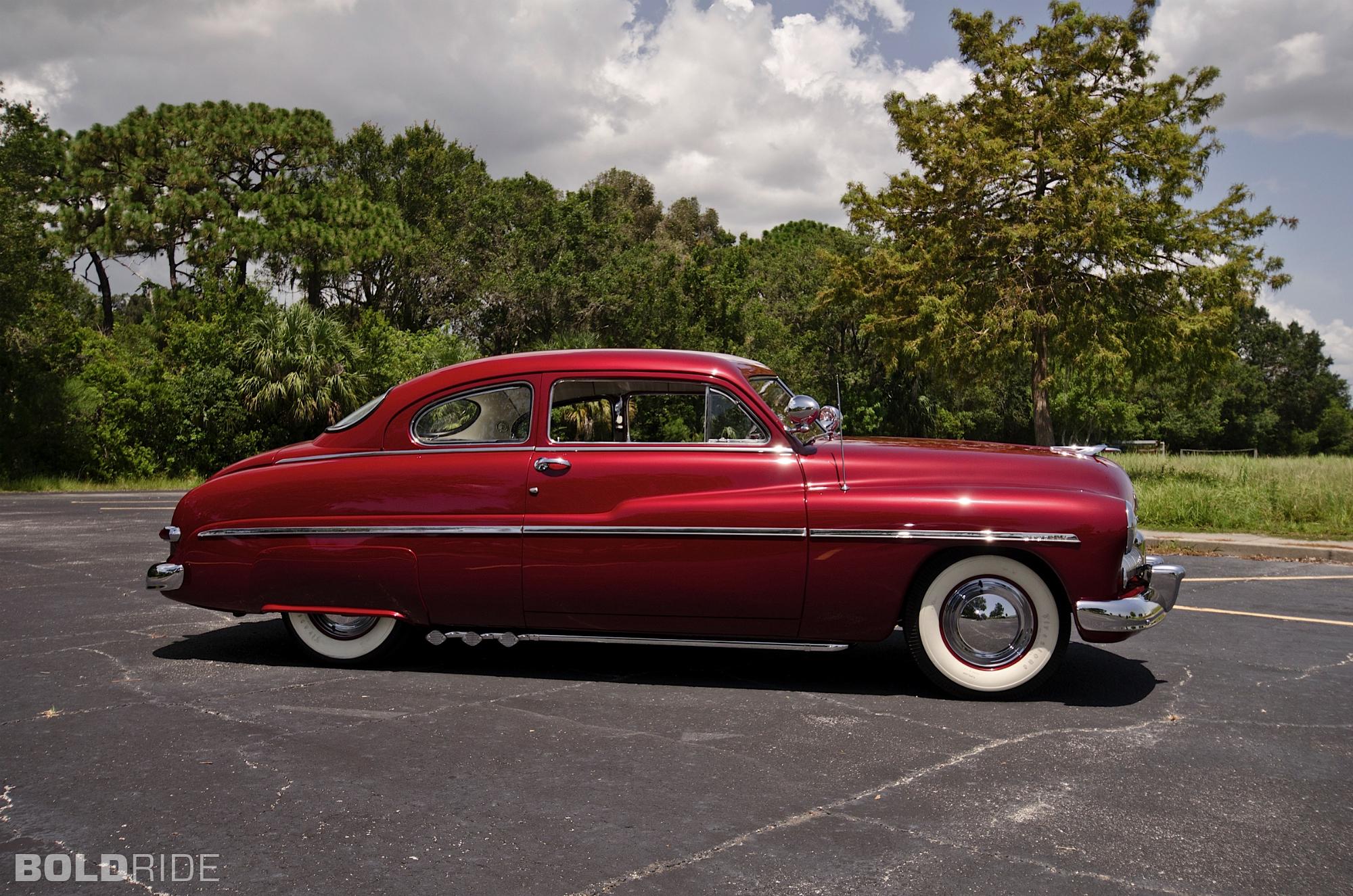 1949 Mercury Coupe retro g wallpaper background