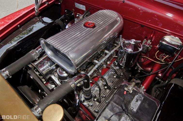 1949 Mercury Coupe retro engine engines g wallpaper