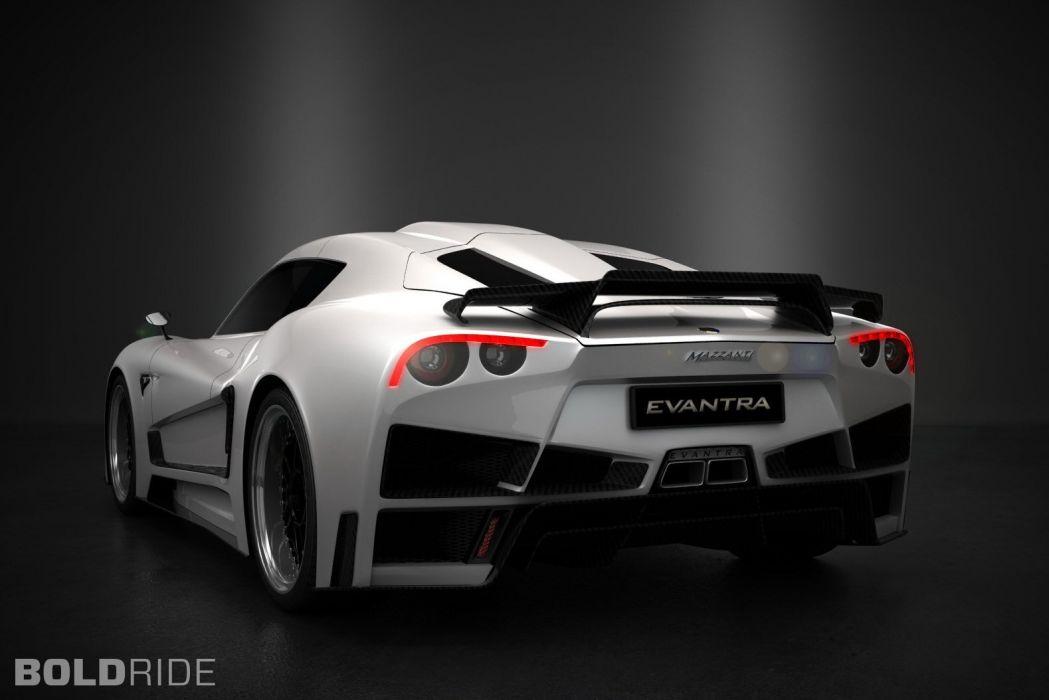 2012 Mazzanti Evantra V8 supercar supercars    g wallpaper