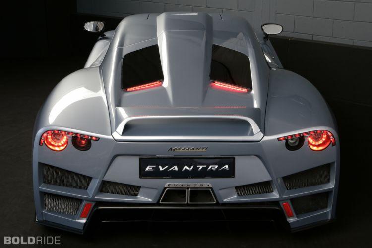 2012 Mazzanti Evantra V8 supercar supercars j wallpaper
