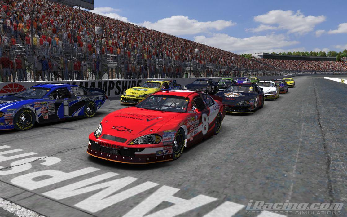 nascar racing race game games 2013         r wallpaper