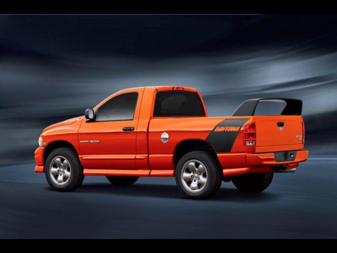 2005 Dodge Ram Daytona muscle truck g wallpaper