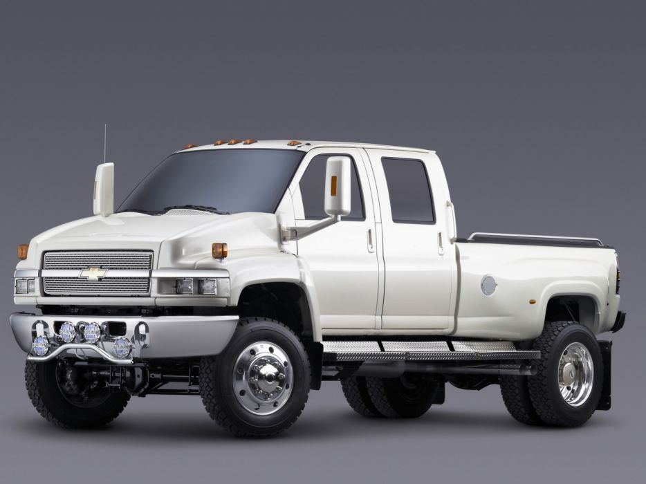 2006 Chevrolet Kodiak C4500 Pickup truck 4x4      g wallpaper