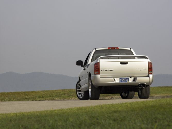 2004 Dodge Ram SRT-10 pickup truck muscle supertruck g wallpaper