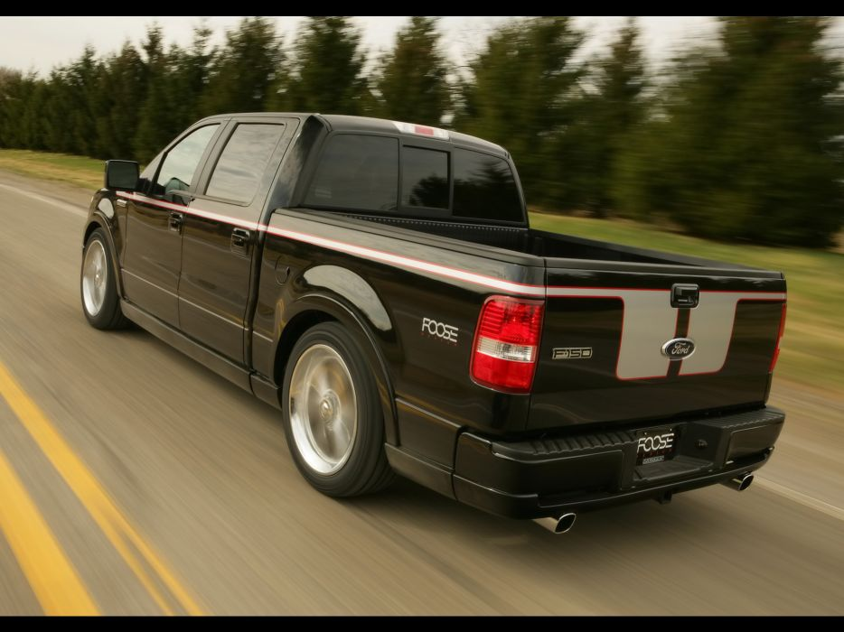 2008 Ford F-150 Foose pickup truck muscle tuning     f wallpaper