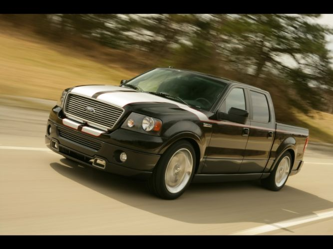 2008 Ford F-150 Foose pickup truck muscle tuning wallpaper