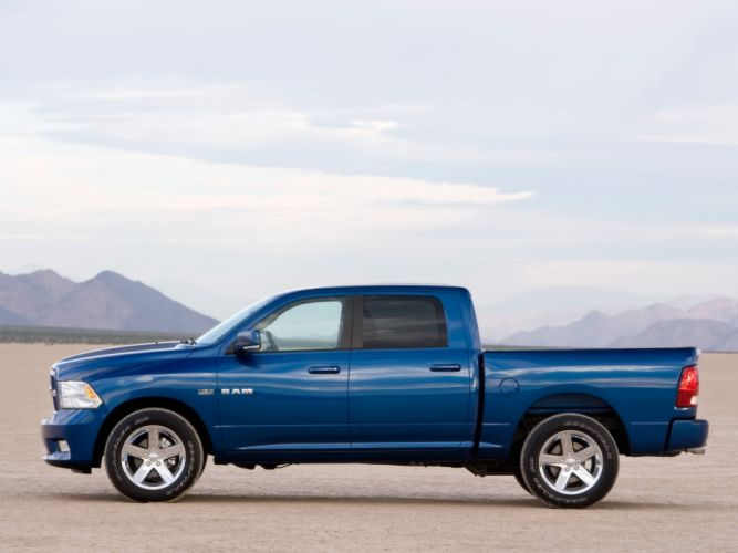 2009 Dodge Ram pickup truck h wallpaper