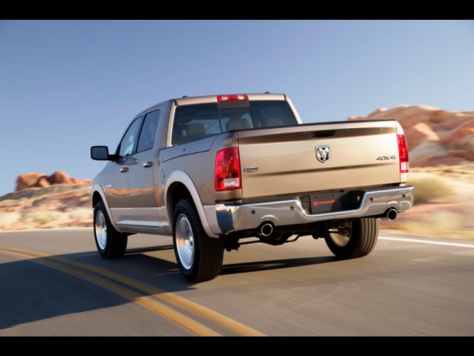 2009 Dodge Ram pickup truck h wallpaper