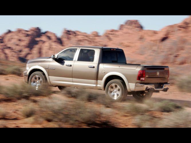 2009 Dodge Ram pickup truck g wallpaper