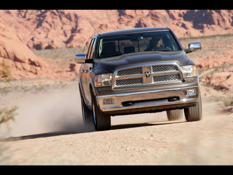 2009 Dodge Ram pickup truck  g wallpaper