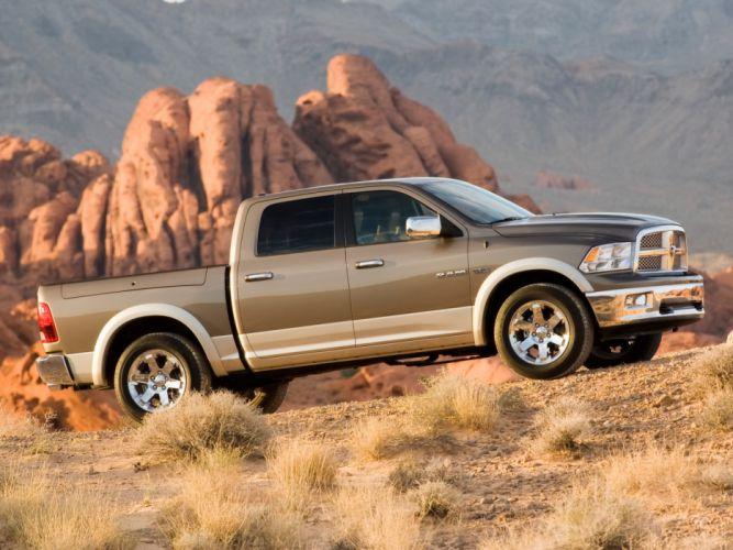 2009 Dodge Ram pickup truck ht wallpaper