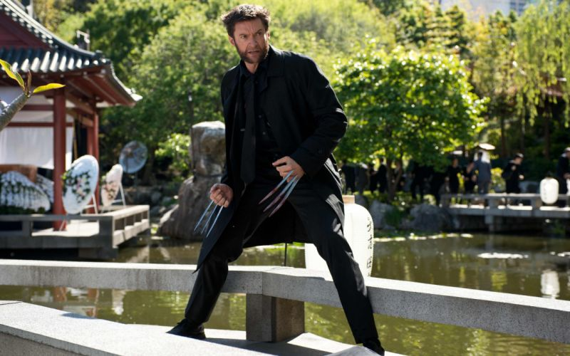 Wolverine The Immortal Hugh Jackman superhero wallpaper