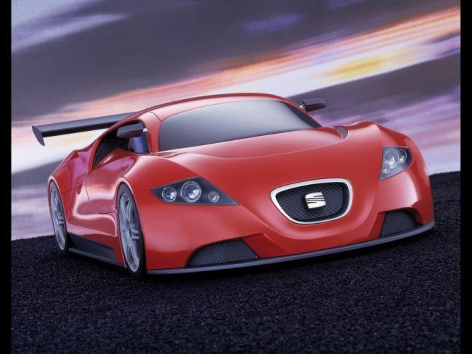 2003 SEAT Cupra G-T supercar supercars d wallpaper