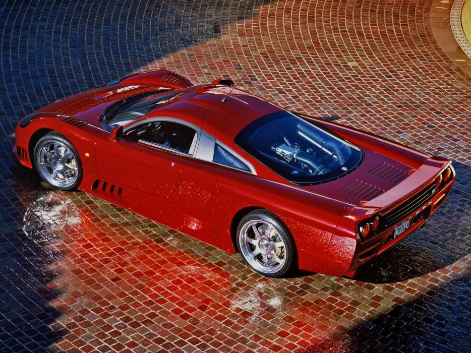 2004 Saleen S7 supercar supercars engine engines           f wallpaper