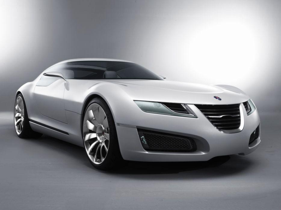 2006 Saab Aero X Concept supercar supercars    g wallpaper