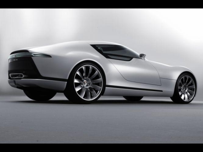 2006 Saab Aero X Concept supercar supercars gd wallpaper