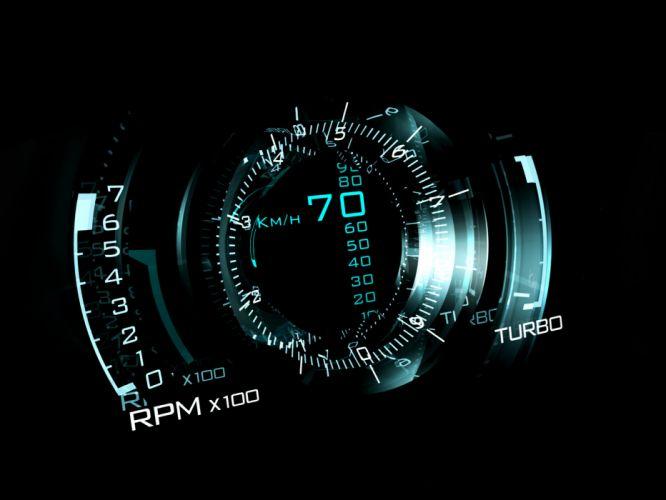 2006 Saab Aero X Concept supercar supercars interior f wallpaper