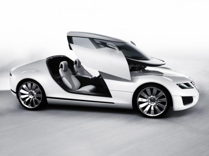 2006 Saab Aero X Concept supercar supercars interior t wallpaper