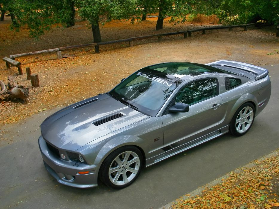 2006 Saleen S281 Ford Mustang muscle   g wallpaper