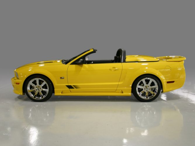 2006 Saleen S281 Speedster Ford Mustang supercar supercars muscle g wallpaper