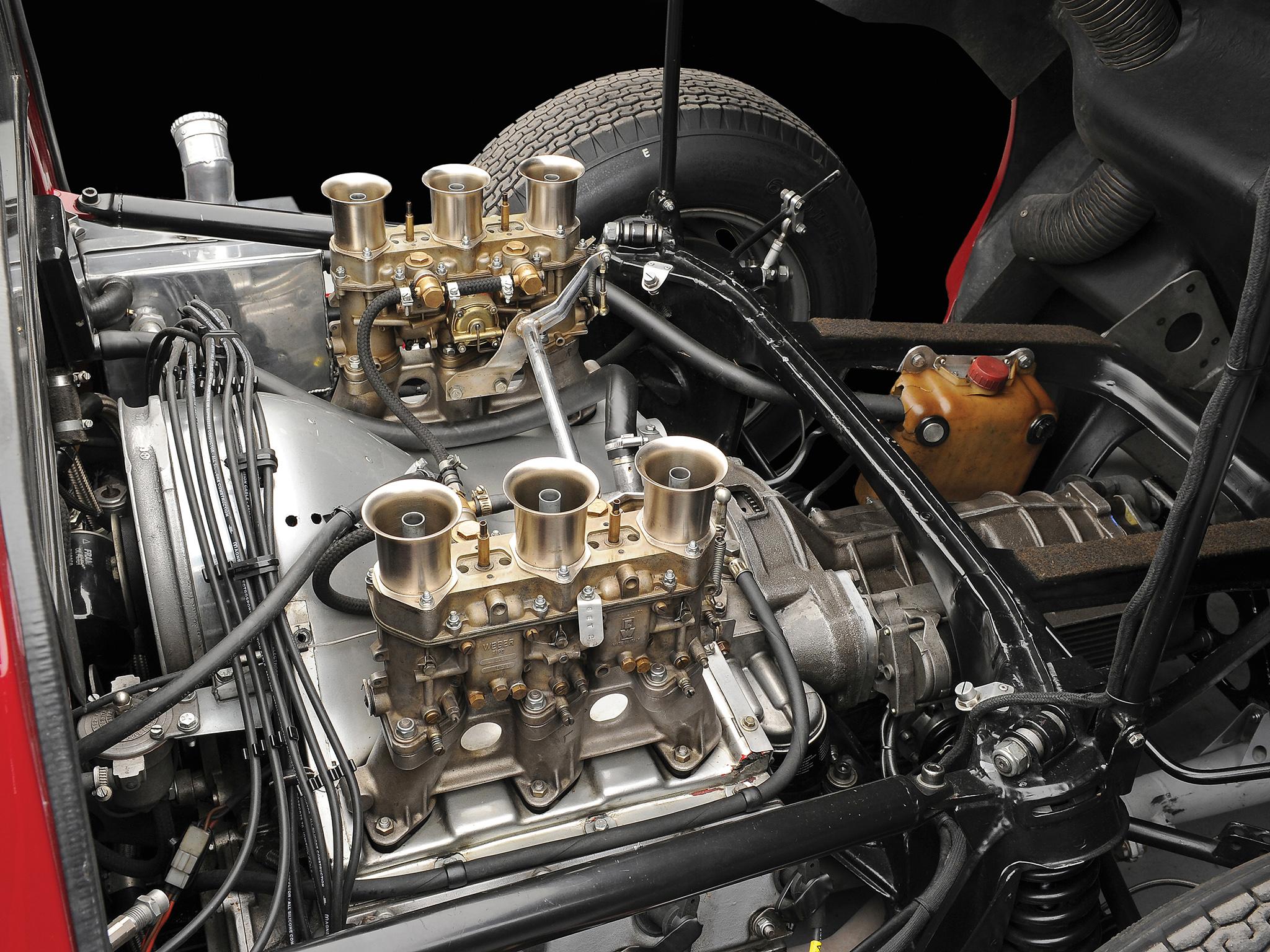 Porsche 904 6 engine bay engineporn - Porsche engine wallpaper ...
