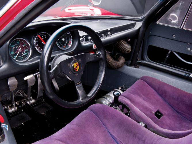 1963 Porsche 904-6 Carrera GTS Prototype 904 supercar supercars classic race racing interior f wallpaper